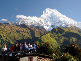 Annapurna Region Trek – 15 days
