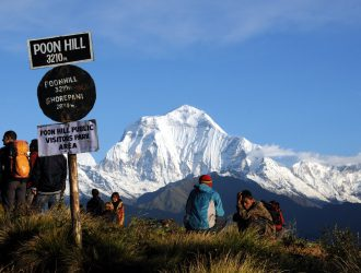 Annapurna Region Trek – 8 days