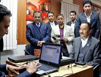 Govt introduces online passport application system