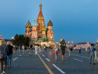 Russia & Dubai – 10 days